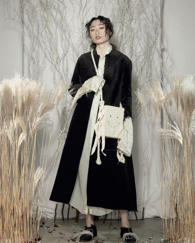 UNIXPACE Artist Veron Chan hair styling for Elena Dawson FW18 Collection 05