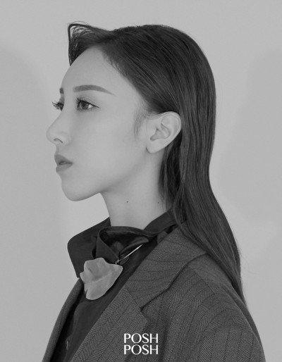 UNIXPACE Artist Veron Chan hair styling for POSH POSH Less Is More-Angela Hui 02
