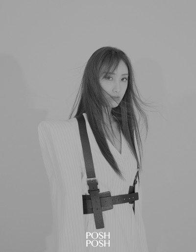 UNIXPACE Artist Veron Chan hair styling for POSH POSH Less Is More-Angela Hui 06